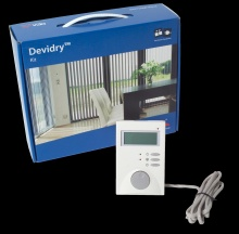 termostat Devidry Kit 100